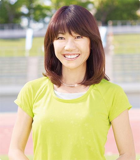ゲストランナー 高橋尚子さん
